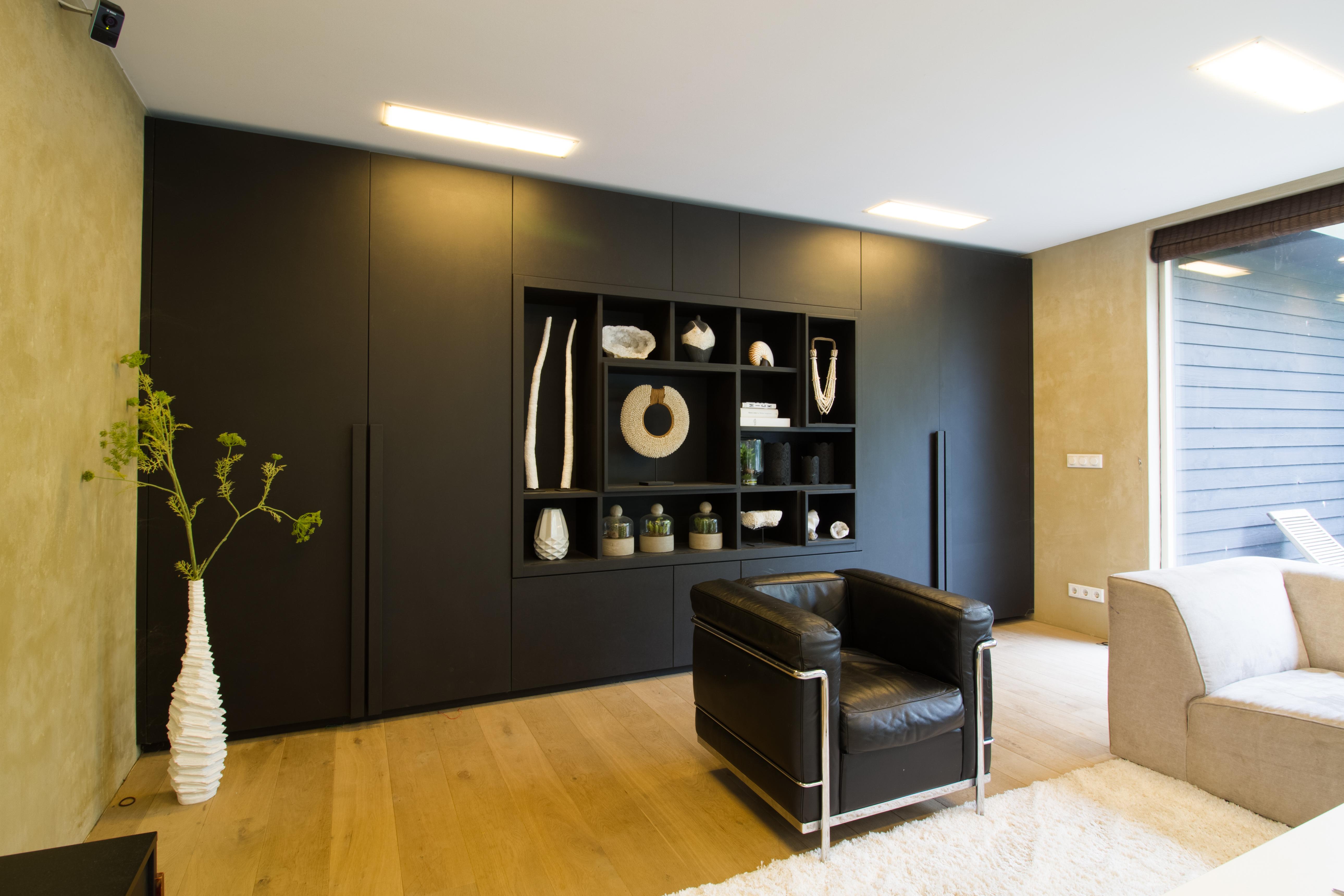 Kast En Room Divider In Een Hirsch Kasten Op Maat