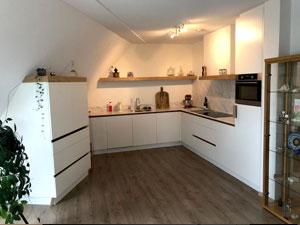 Keuken op maat gemaakt