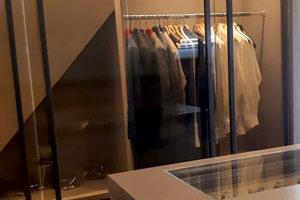 Walk in closet op maat